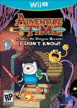 Adventure Time - Explore the Dungeon Because I DON'T KNOW!