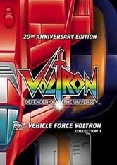 Vehicle Force Voltron: Collection 1
