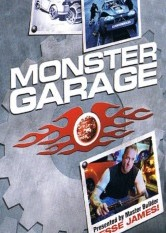 Monster Garage - Box Set 1