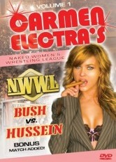 NWWL - Naked Women's Wrestling League: Volume 1 - Bush vs Hussein