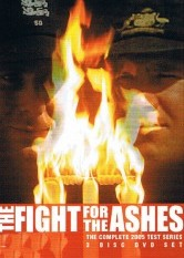Fight For The Ashes, The - The Complete 2005 Test Series