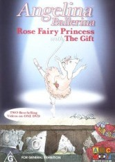 Angelina Ballerina - Rose Fairy Princess/The Gift
