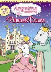 Angelina Ballerina - Princess Dance