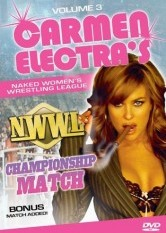 NWWL - Naked Women's Wrestling League: Volume 3