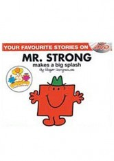 Mr Men And Little Miss - Mr Strong Makes A Big Splash