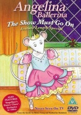Angelina Ballerina - Show And Tell