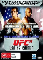 UFC Volume 58 - USA vs Canada