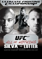 UFC Volume 67 - All or Nothing
