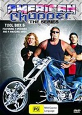 American Chopper - Tool Box 6