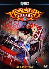 Monster Garage - Box Set 2