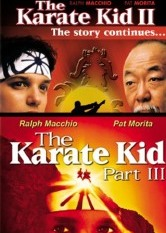 The Karate Kid: Part II and III
