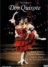 Nureyev's Don Quixote (The Australian Ballet)
