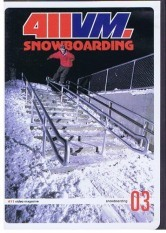 411VM Snowboarding Issue 5