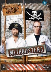 Mythbusters - Pirate Special