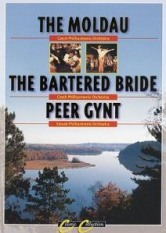 The Moldau; The Bartered Bride; Peer Gynt Suite