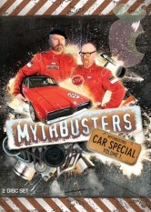 Mythbusters - Cars Special