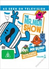 The Mr Men Show - Vol. 1: Mr Bump Presents Trains, Planes & Dillymobiles!