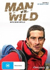 Man vs. Wild - Season 3 Collection 1: No Man's Land