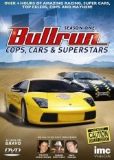Bullrun: Cops, Cars & Superstars - Series 1