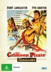 The Crimson Pirate