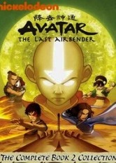 Avatar - The Last Airbender: Book 2 - Earth