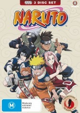 Naruto - Collection 1 (Uncut)