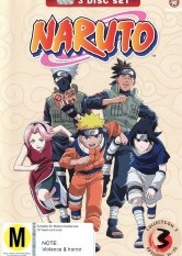 Naruto - Collection 3 (Uncut)