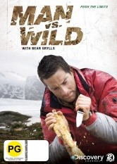 Man vs. Wild - Season 1 Collection 2: Push the Limits