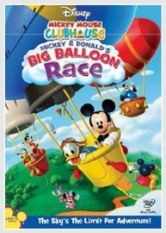 Mickey Mouse Clubhouse: Mickey's & Donald's Big Balloon Race