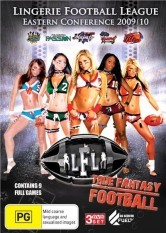 Lingerie Football League - Eastern Conference 2009/10