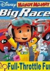 Handy Manny - Manny's Big Race