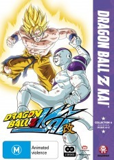 Dragon Ball Z Kai - Collection 4
