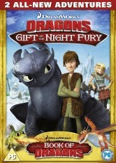 Dragons: Gift of the Night Fury & Book of Dragons