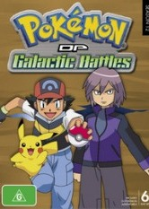 Pokemon - Season 12: DP Galactic Battles