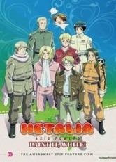 Hetalia: Paint It, White! - The Movie