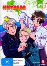 Hetalia: World Series - Season 3