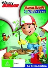 Handy Manny - Manny's Green Team