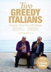 Two Greedy Italians - Season 2