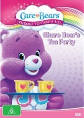 Care Bears: Welcome to Care-a-Lot - Share Bear's Tea Party
