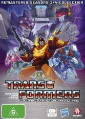 The Transformers: Generation One Remastered - Seasons 3 & 4 Collection