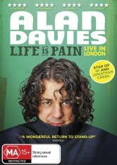 Alan Davies - Life is Pain: Live in London