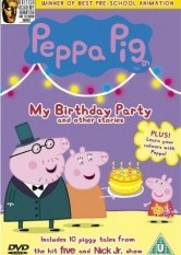 Peppa Pig - My Birthday Party and Other Stories
