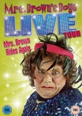 Mrs. Brown's Boys Live Tour: Mrs. Brown Rides Again