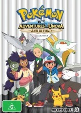 Pokemon - Adventures in Unova and Beyond: Collection 2
