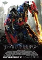 Transformers 3: Dark of the Moon 3D