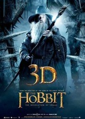 The Hobbit: The Desolation of Smaug 3D (Disc 1 & 2)