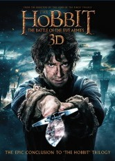 The Hobbit: The Battle of the Five Armies 3D (Disc 1 & 2)