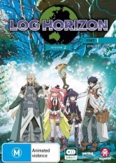 Log Horizon - Series 2 Part 1