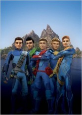 Thunderbirds Are Go - Season 1 - V2