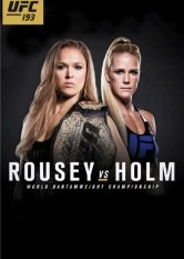 UFC 193 - Rousey vs Holm